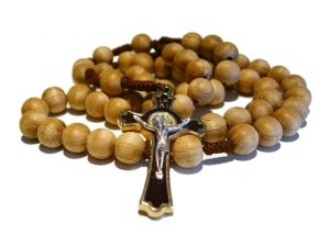 "Rosary beads, where the term ""rachitic rosary"" originates from."