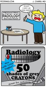 Radiology Comic from PoorMD